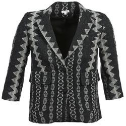 Abbigliamento Donna Giacche / Blazer Manoush TAILLEUR Grigio / Nero