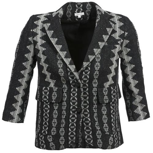 Manoush DimensioneUR grigio   nero - Consegna gratuita gratuita   Spartoo    - Abbigliamento Giacche   Blazer donna 172,50  genieße 50% Rabatt