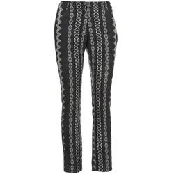 Abbigliamento Donna Pantaloni 5 tasche Manoush TAILLEUR Grigio / Nero