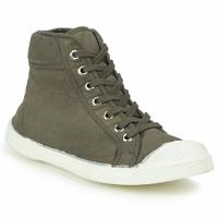 Scarpe Sneakers alte Bensimon TENNIS MID Taupe