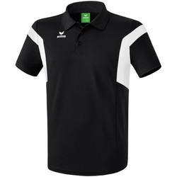 Abbigliamento Uomo Polo maniche corte Erima Polo  Classic Team noir/blanc
