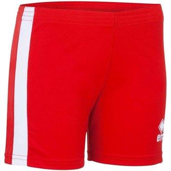 Abbigliamento Donna Shorts / Bermuda Errea Short femme  Amazon rouge/blanc
