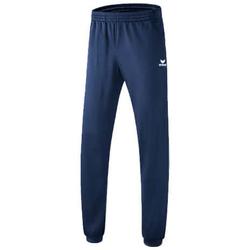 Abbigliamento Uomo Pantaloni da tuta Erima Pantalon d'entraînement avec bas-côté  Classic Team bleu marine