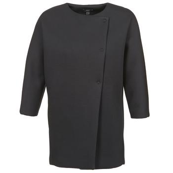 Abbigliamento Donna Cappotti Mexx 6BHTJ003 Nero