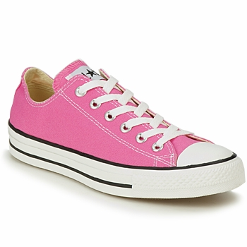 Scarpe Sneakers basse Converse All Star OX Rosa
