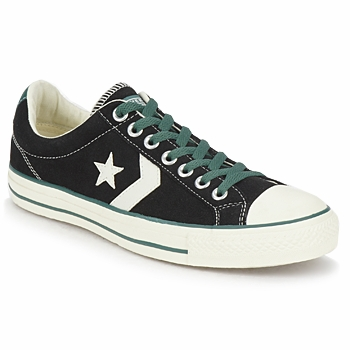 Scarpe Sneakers basse Converse STAR PLAYER EV SUEDE OX Nero / Beige