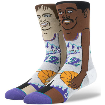 Accessori Calzini Stance NBA Legends  J. Stockton / K. Malone Marrone