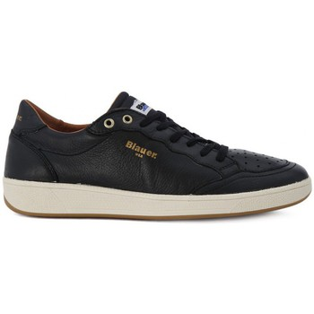 Scarpe Uomo Sneakers Blauer SNEAKER LEATHER