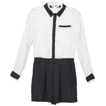 Abbigliamento Donna Tuta jumpsuit / Salopette BCBGeneration ANITA Bianco