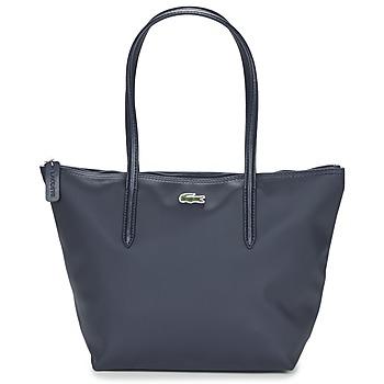 Borse Donna Tote bag / Borsa shopping Lacoste L.12.12 CONCEPT S Marine