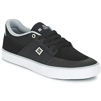 Scarpe Uomo Sneakers basse DC Shoes WES KREMER M SHOE XKSW Nero / Grigio / Bianco