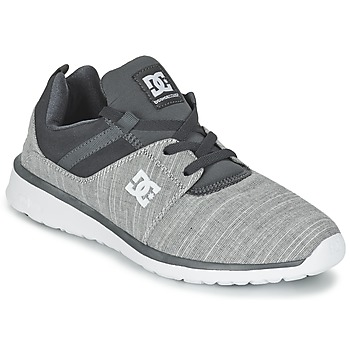 Scarpe Uomo Sneakers basse DC Shoes HEATHROW SE M SHOE GRH Grigio