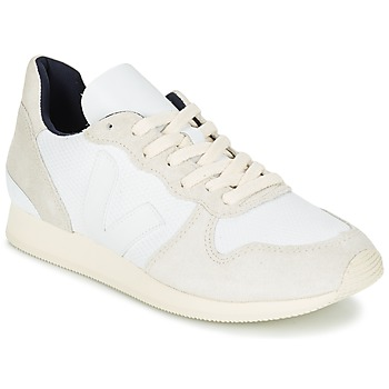Scarpe Donna Sneakers basse Veja HOLIDAY LOW TOP Bianco / Beige