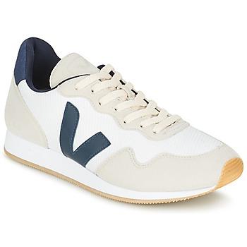 Scarpe Sneakers basse Veja SDU Bianco / Blu / Beige