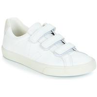 Scarpe Donna Sneakers basse Veja 3 - LOCK Bianco