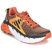Scarpe Uomo Running / Trail Hoka one one GAVIOTA Arancio / Nero