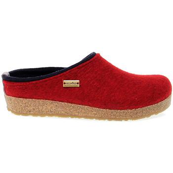 Scarpe Donna Pantofole Haflinger Sandalo basso  71105642 rosso