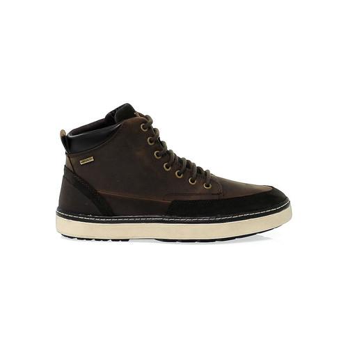 Geox Sneakers MATTIAS marrone - Consegna gratuita con Spartoo.it ... 7aa380a00d2