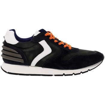 Scarpe Uomo Sneakers basse Voile Blanche Sneaker  9103 B blu