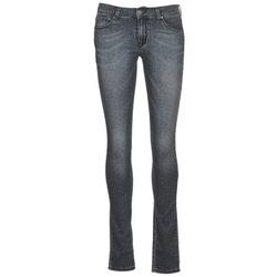 Abbigliamento Donna Jeans slim Cimarron LANA Grigio