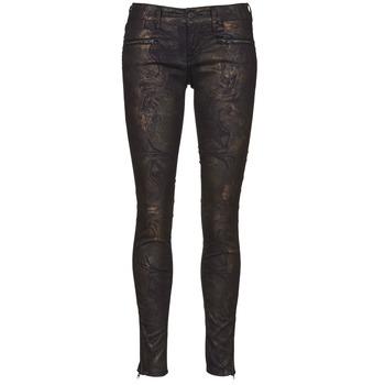 Abbigliamento Donna Jeans slim Cimarron SOHO Nero