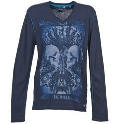 Abbigliamento Uomo Maglioni Le Temps des Cerises BREG Blu