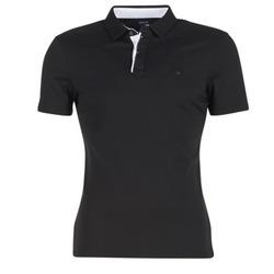 Abbigliamento Uomo Polo maniche corte Armani jeans MEDIFOLA Nero