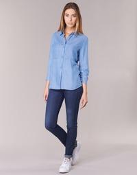 Abbigliamento Donna Jeans skynny Armani jeans HERTION Blu