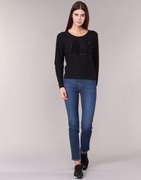Abbigliamento Donna Jeans slim Armani jeans GAMIGO Blu