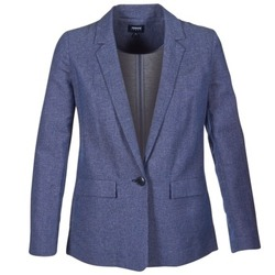 Abbigliamento Donna Giacche / Blazer Armani jeans FADIOTTA Blu