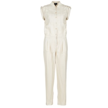 Abbigliamento Donna Tuta jumpsuit / Salopette Armani jeans FOFFIA Beige