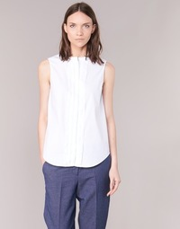 Abbigliamento Donna Camicie Armani jeans GIKALO Bianco