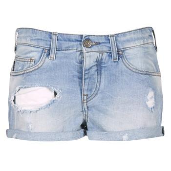 Abbigliamento Donna Shorts / Bermuda Armani jeans JUTELAPO Blu