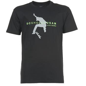 Abbigliamento Uomo T-shirt maniche corte DC Shoes FBF 94 SS Nero