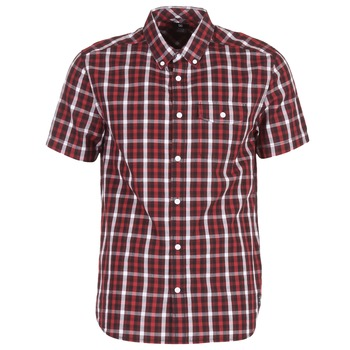 Abbigliamento Uomo Camicie maniche corte DC Shoes ATURA 5 SS Rosso