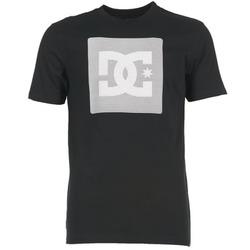 Abbigliamento Uomo T-shirt maniche corte DC Shoes VARIATION SS Nero / Grigio / Bianco