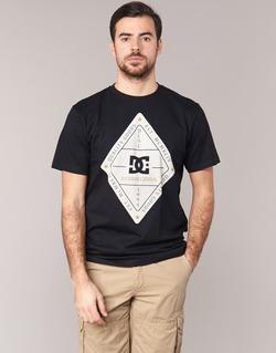 Abbigliamento Uomo T-shirt maniche corte DC Shoes LONG DAY SS Nero