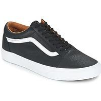 Scarpe Uomo Sneakers basse Vans OLD SKOOL Nero / Bianco