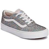 Scarpe Bambino Sneakers basse Vans MILTON Paillettes / Multicolore
