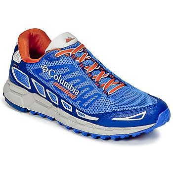 Scarpe Uomo Running / Trail Columbia BAJADA™ III Blu / Arancio