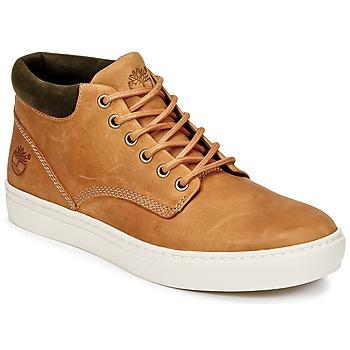 Scarpe Uomo Sneakers alte Timberland ADVENTURE 2.0 CUPSOLE CHK Marrone