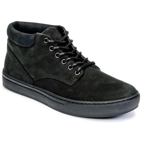 Scarpe Uomo Sneakers alte Timberland ADVENTURE 2.0 CUPSOLE CHK Nero