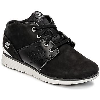 Scarpe Bambino Sneakers alte Timberland KILLINGTON CHUKKA Nero