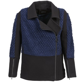 Abbigliamento Donna Giubbotti Eleven Paris FLEITZ Nero / Blu