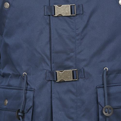 Uomo Paris Eleven Abbigliamento Gratuita Consegna 11450 Kasual Marine Parka SVGqUzMp