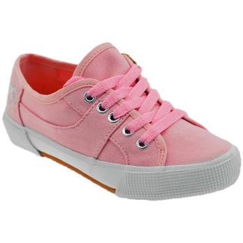 Scarpe Bambino Sneakers basse Lumberjack Aruba Kids  Sportive  basse rosa