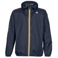 Abbigliamento giacca a vento K-Way LE VRAI CLAUDE 3.0 Nero