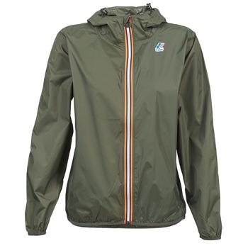 Abbigliamento giacca a vento K-Way LE VRAI CLAUDE 3.0 Kaki