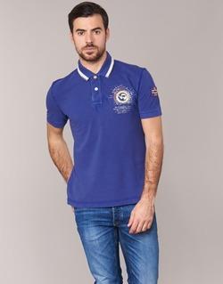 Abbigliamento Uomo Polo maniche corte Napapijri GANDYS Blu