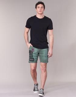 Abbigliamento Uomo Shorts / Bermuda Napapijri NARWEE Kaki